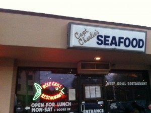 Captain Charlie's Reef Grill