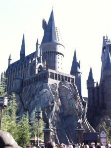 Hogwarts at Islands of Adventures Florida